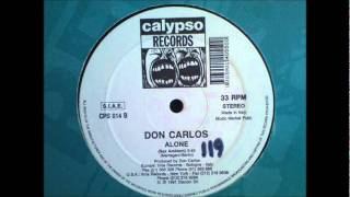 Don Carlos - Alone ( Sax Ambient )