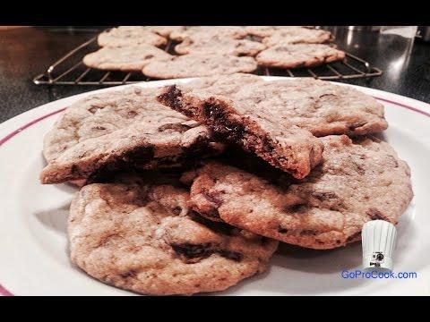 GoPro Cook's: Chocolate Chunk Cookies