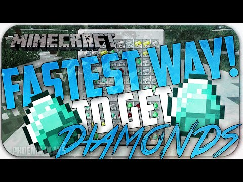 Minecraft Xbox 360/One/PS3/PS4 : Fastest Way To Find Daimonds, Gold Etc. - *NEW* TU20 Trick