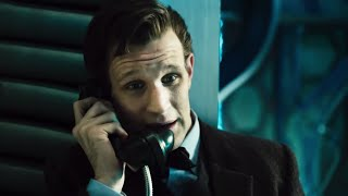 A Phonecall From The Eleventh Doctor | Deep Breath | Doctor Who | BBC