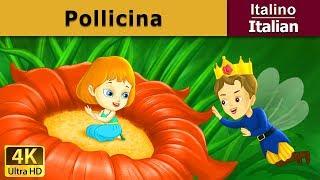 Pollicina - Storia Per i Bambini - Favole - storie della buonanotte - 4K UHD - Italian Fairy Tales