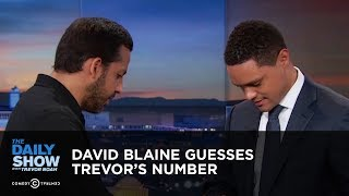 David Blaine Guesses Trevor