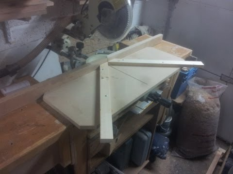 Mitre Saw Mitre Cutting Jig