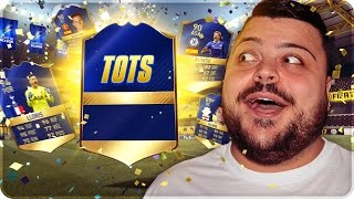 4 TOTS BPL IN A PACK OPENING + 92 WALKOUT !!! [FIFA 17]