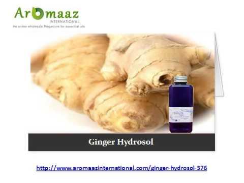 Buy Pure and Organic Hydrosols at Aromaaz International