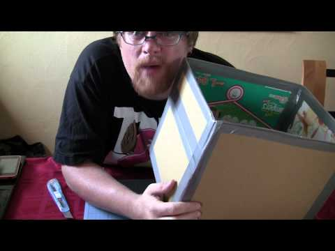 Making a Cardboard Treasure Chest, One Piece Treasures Intermission