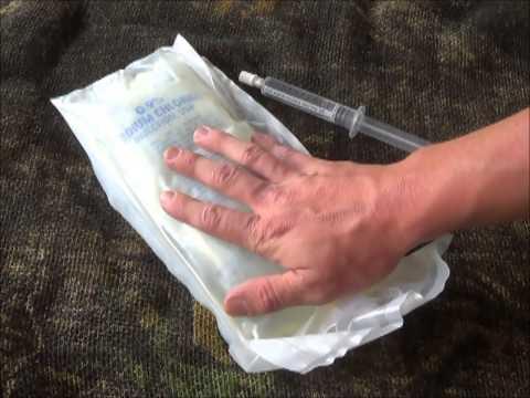 IV Fluid: Normal Saline NS