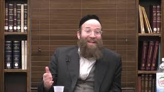 Special Shiur Lekoved Purim - Rabbi Yoely Lebovitz