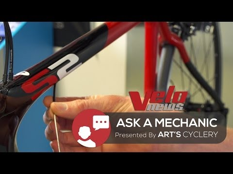 Ask a Mechanic: How to Replace Internally Routed Cables