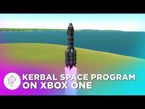 Kerbal Space Program: Xbox One Gameplay