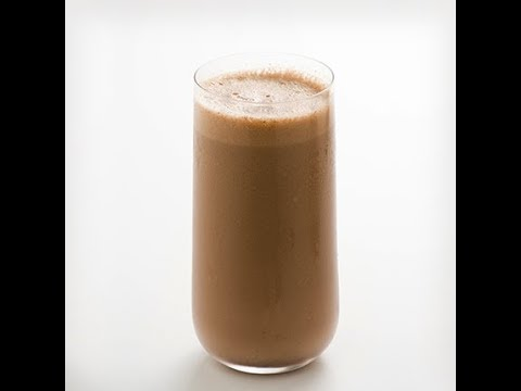 Sapota Milkshake | Chikoo Juice | Sapodila Juice | Refreshing Chiku shake