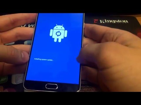 How to Factory Reset a Sprint Samsung Galaxy Note 5