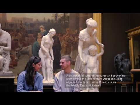 Discover the Russell-Cotes Art Gallery & Museum