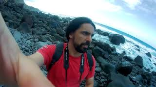 Rocha De Baixo São Jorge Madeira Island Collecting Limpets