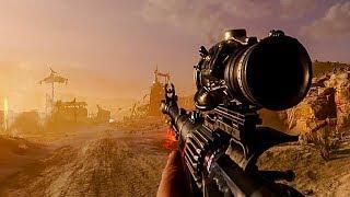 METRO EXODUS  - NEW Gameplay Walkthrough (2019) Post-Apocalyptic Game