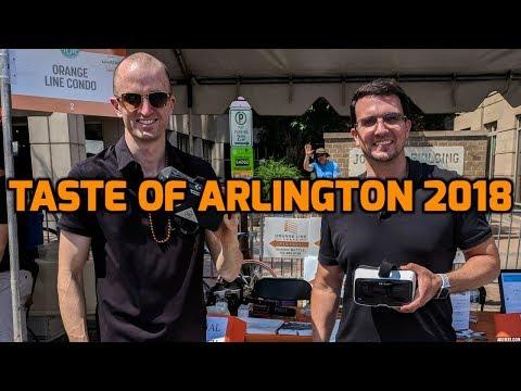 TASTE OF ARLINGTON 2018