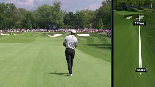 2018 PGA Championship - Live Look-In of Tiger Woods, Justin Thomas, Rory McIlroy | Round 2