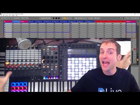 Compose a Song in 1 Hour Using Ableton Live without Being a Professional Musician!