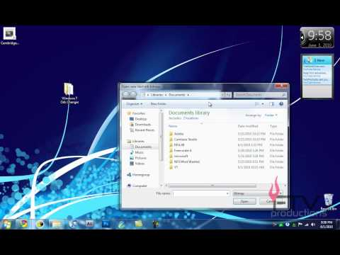 *REQUESTED* How to change your Windows 7/Vista Start Orb!
