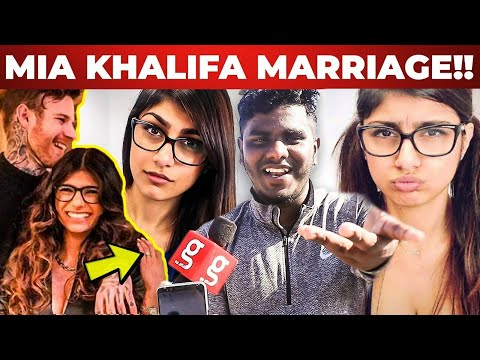 Xxx Mp4 Quot MIA KHALIFA எங்க தெய்வம் Quot Chennai Fans Reaction On Mia Khalifa Wedding 3gp Sex