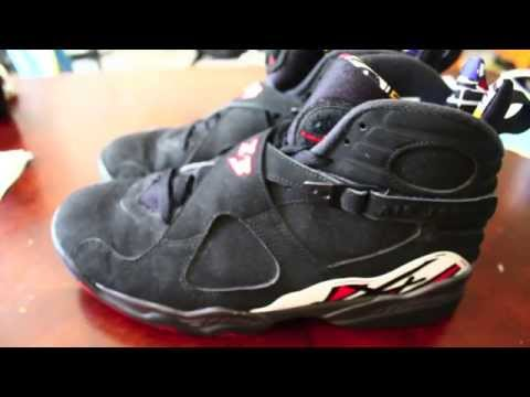 Jordan Playoff 8s Review and On-Feet