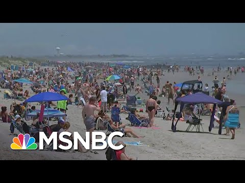 New Jersey Beaches Reopen For Memorial Day Weekend | MSNBC