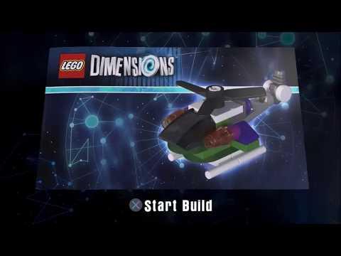 LEGO Dimensions - The Joker's Chopper Building Instructions - DC Comics Team Pack 71229