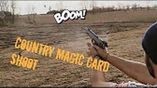 UNBELIEVABLE Card Shot Trick!
