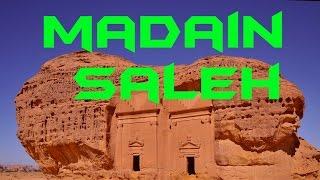 Madain Saleh Saudi Arabia Travel Documentary  Part 3