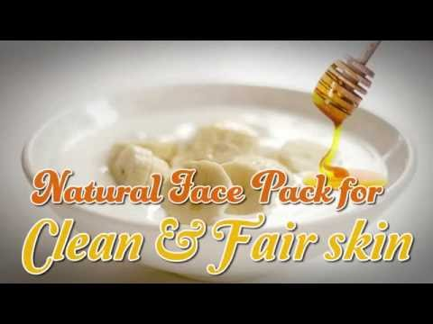 Amazing Home Remedy for Clean & Fair skin
