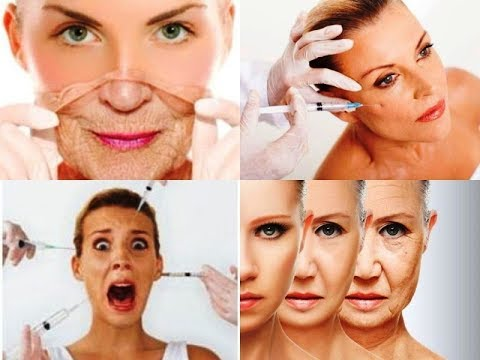 Anti Aging Face Mask To REDUCE WRINKLES or NATURAL BOTOX