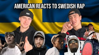 AMERICAN MUSIC MANAGER FIRST REACTION TO SWEDISH RAP!! Ft. Einar, Dree Low, Greekazo, Z.E, K27