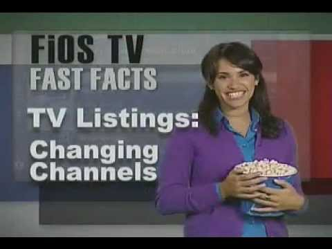 How to Change Channels - Verizon FiOS TV