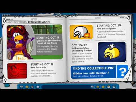 Club Penguin Times News Paper #260