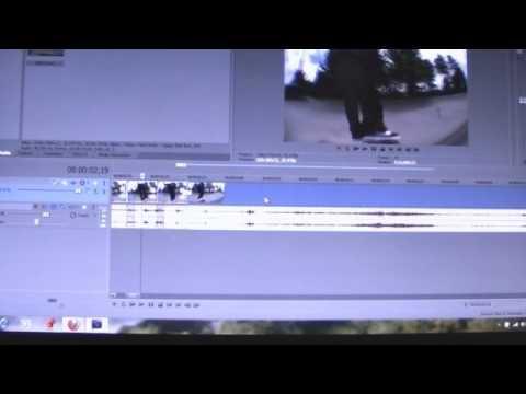 Ramped Slow Mo Tutorial Sony Vegas Pro 10