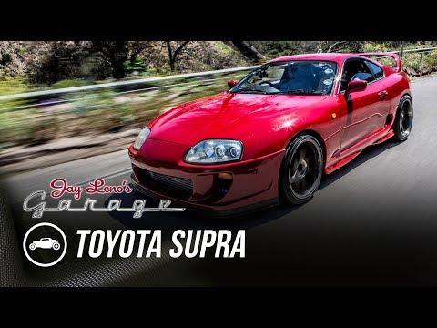 1993 Toyota Supra - Jay Leno's Garage