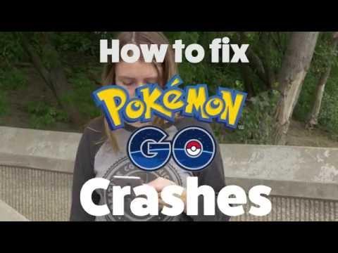 How to Fix Pokemon Go Crashes