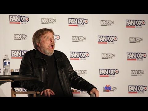 Five Words that Scare Mark Hamill