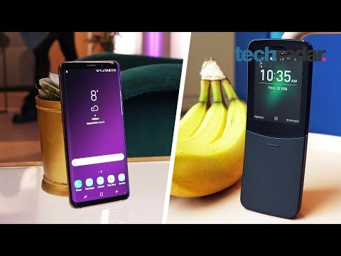 Samsung Galaxy S9 + new from Nokia, Sony & more - LIVE