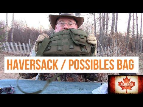 Haversack/Possibles Bag