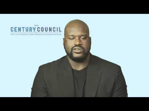 Shaq on Binge Drinking: Being a Responsible Friend