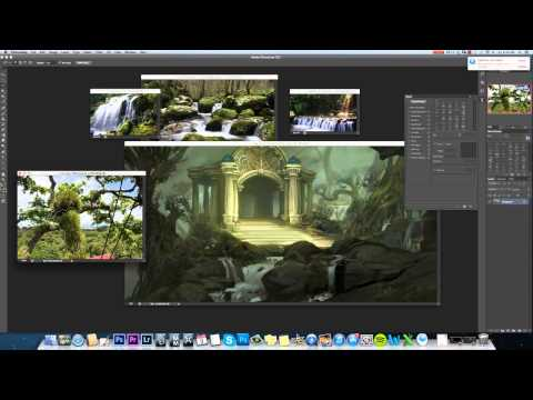 Digital painting: texture and details, Brush sauce theatre Ep2.