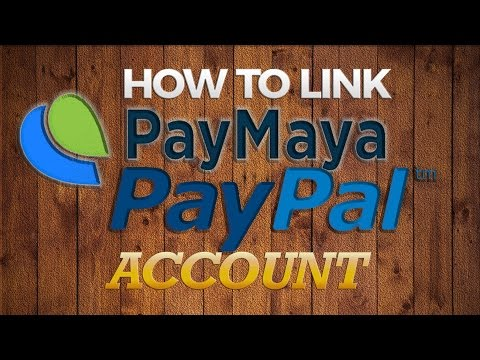 How to Link PayMaya to PayPal