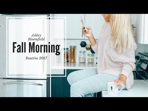 Fall Morning Routine Ft Philips SatinShave Prestige | Ashley Bloomfield