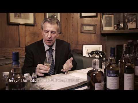 Berrys' Bunnahabhain Scotch