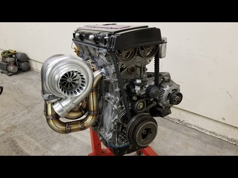 Civic Build - New Turbo Goodies!