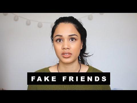 Fake Friends | Spoken Word Poetry