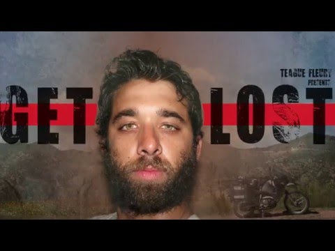 GET LOST | Trailer | A SOLO MOTORCYCLE ADVENTURE SERIES TO THE DARIEN GAP