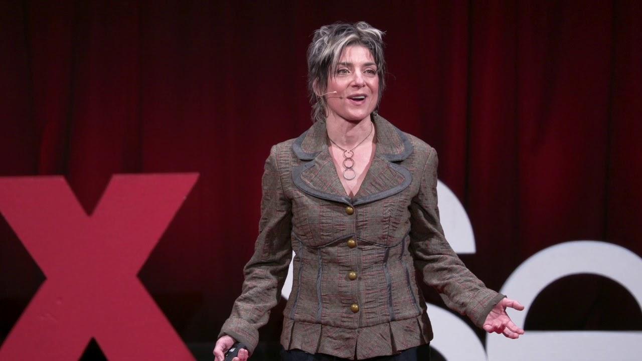 Finding balance in bipolar   Ellen Forney   TEDxSeattle
