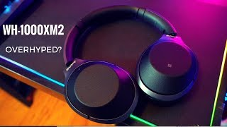 Sony WH-1000XM2: Are They Still Worth the Hype?!
